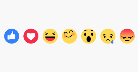 Facebook Tests Emoji Reactions to Fix Its 'Dislike' Problem | Empathy | Social Media and its influence | Scoop.it