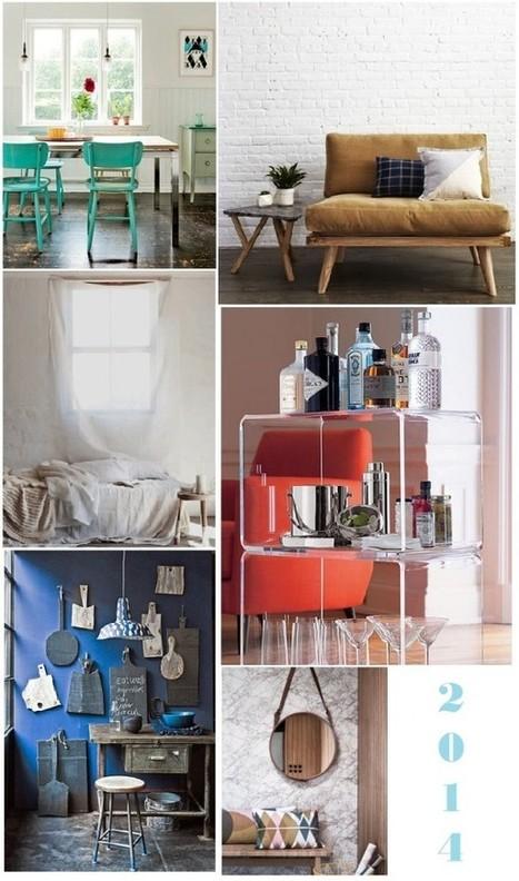 Interior Trend: Interior Design Trends for 2014 | Creative design | Scoop.it