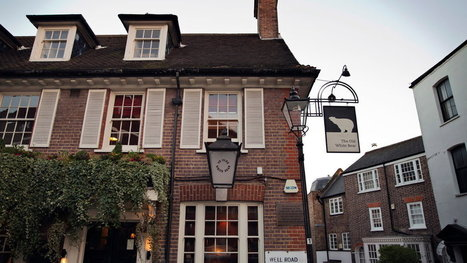 Saving an Endangered British Species: The Pub | Bits and Bobs | Scoop.it