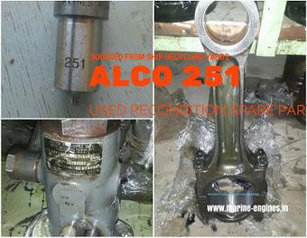 ALCO 251 Nozzle Oil Pump Piston | Marine Engines Motors and generators | Scoop.it