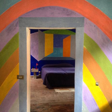 Vivere l'arte: la Casa Dipinta nel cuore di Todi | Todi&Umbria | Scoop.it