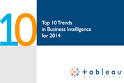 Top 10 trends in business intelligence for 2014 — Tech News and ... | The Latest on Big Data and Business Intelligence | Scoop.it