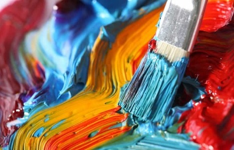 10 Resources For Inspiring Students With Art | The Creative Commons | Scoop.it