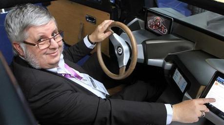 Aire Urbaine | Le véhicule de demain sera bourré de capteurs et de matériel hi-tech - Le Pays | Véhicules du Futur | Scoop.it