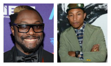 Will.I.Am Files Copyright Infringement Lawsuit Against Pharrell Williams | Recording Artist  and Lawsuits | Scoop.it