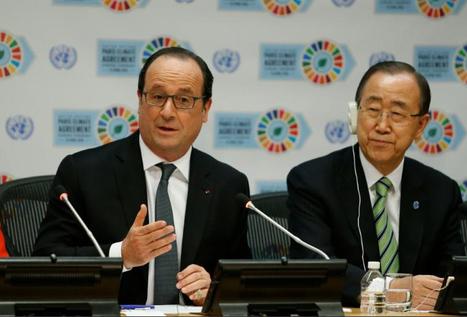 Hollande donne le coup d'envoi de la 4e conférence environnementale | Paris se mobilise pour le climat | Scoop.it