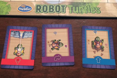 No-Tech Board Games That Teach Coding Skills to Young Children - Mind/Shift | iPads in early childhood Education | Scoop.it