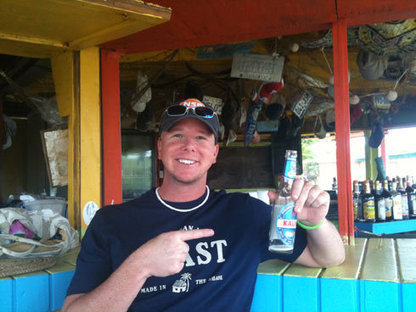 Best Lobster in the Bahamas - Santana's Beach Bar, Little Exuma | agolfpro2b travel | Scoop.it