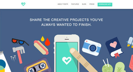 20 Stylish Examples of Flat Illustrations in Web Design | feed2need.com | Scoop.it