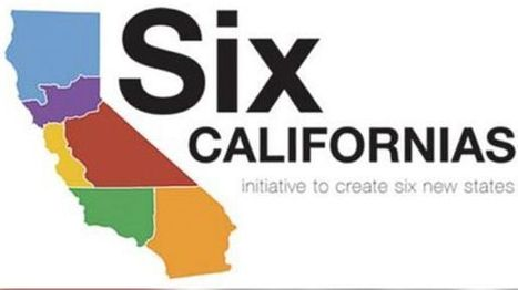 Petition to Split California Into Six States Gets Green Light | AP United States Government Current Events | Scoop.it