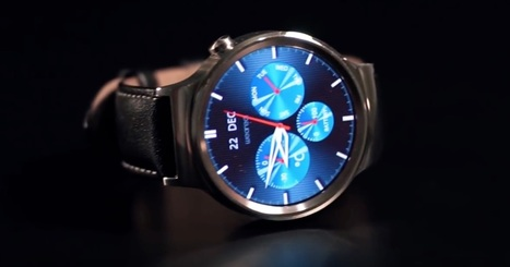 Make your smartwatch look smarter with Weareal – Live 3D Watch Faces | Mobile Technology | Scoop.it
