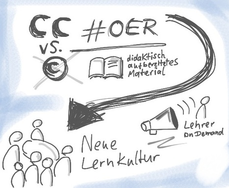 OER – Open Educational Resources | Weiterbildung | Scoop.it