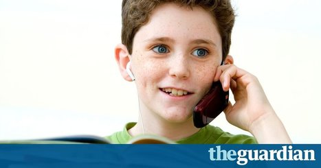 Do your homework if 'back to school' means a first phone for your child - The Guardian | The Student Union | Scoop.it