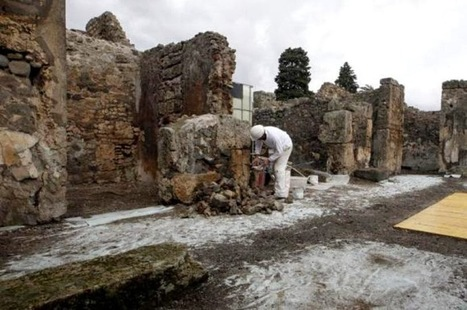 The Archaeology News Network: Rome accused of fiddling as Pompeii crumbles | The Related Researches & News of Dr John Ward | Scoop.it