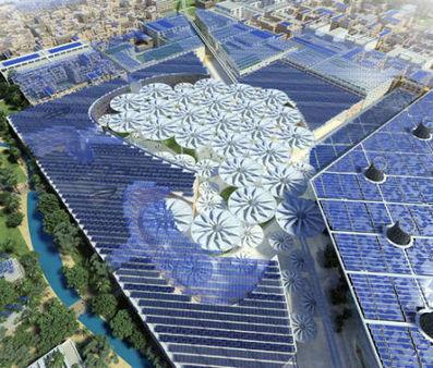 Meet Masdar: World's First Zero Carbon, Zero Waste City | WebEcoist | ciberpocket | Scoop.it