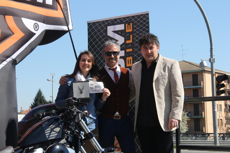 NGM CONSEGNA LA MOTO HARLEY-DAVIDSON SPORTSTER FORTY-EIGHT DEL CONCORSO PHONE AND ROAD - Eimag | NGM - Solutions | Scoop.it