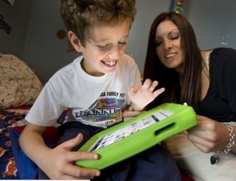 adapted innovation: 4 Reasons to Consider Donating Your iPad to A Child with Special Needs | Parenting Children who are Blind or Visually Impaired | Scoop.it