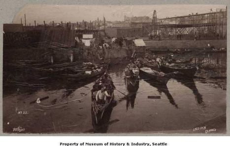 Photos: Early photos of Native Americans in Seattle | History in Pictures | Scoop.it