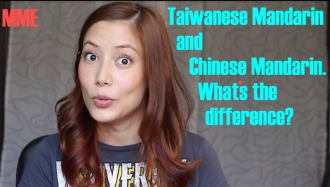 What's the Deal with Taiwanese Mandarin and Chinese Mandarin? | It's all about Chinese! 除了中文,還是中文! | Scoop.it
