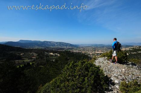 Topo de randonnée : Le tour de la montagne de Piaud | Topo et fiche de randonnée à pied by eskapad | Scoop.it
