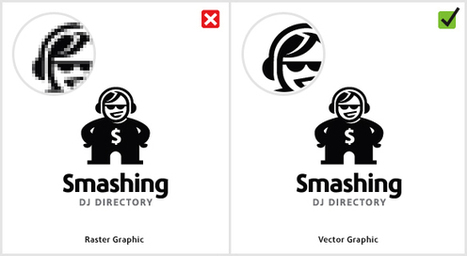 10 Common Mistakes In Logo Design | Smashing Magazine | Multimedia Systems | Scoop.it