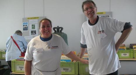 Ploeren. Donner une deuxième vie au livre pour favoriser l'emploi | ODACE - Entreprendre en Morbihan | Scoop.it