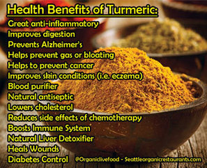 Studies show that turmeric can be as effective as 14 pharmaceutical drugs | Healthy Recipes and Tips for Healthy Living | Scoop.it