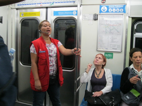 Turismetrô - Turismo no metrô de São Paulo | Viver, sonhar....viajar ! | Scoop.it