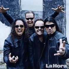 Metallica daría un concierto en Quito : Rock : La Hora Noticias de Ecuador, sus provincias y el mundo   Metallica Band   Scoop.it