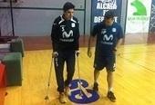 Matías supera una nueva fase de su larga recuperación | all4futsal | Scoop.it