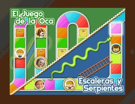 Happy Geese, juegos para niños pequeños y para niños con necesidades especiales [iPad] | TecnoCiencia | Scoop.it