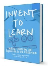 Resourcing the Maker Movement - ResourceLink ventures into the Makerspace! | Invent To Learn: Making, Tinkering, and Engineering in the Classroom | Scoop.it
