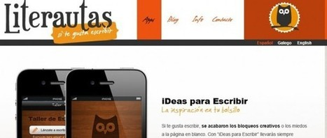 iDeas para Escribir, para conseguir inspiración en iOS | iPad classroom | Scoop.it