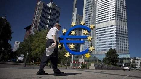 Economie eurozone groeit licht | Economie | Scoop.it