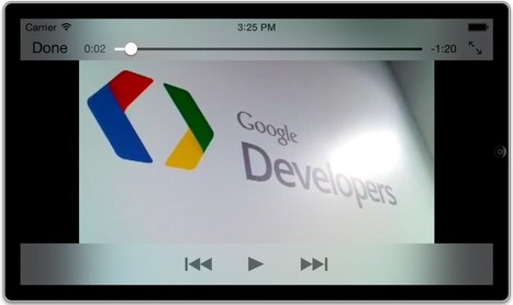 Play Youtube Url in Youtube Player Using Swift 2.0 in Ios | Multimedia Development And Social Media | Scoop.it