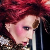 Daphne Guinness Stars In Yet Another David Bowie Editorial | B-B-B-Bowie | Scoop.it