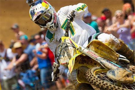 James Stewart top 4 at Muddy Creek - MotoXAddicts | motocross!!! | Scoop.it