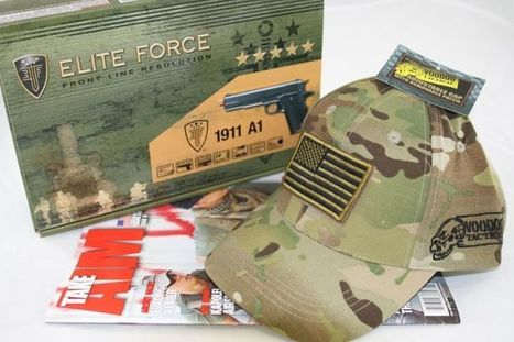NEW CONTEST from ELITE FORCE AIRSOFT   Facebook   Thumpy's 3D House of Airsoft™ @ Scoop.it   Scoop.it