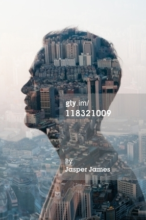 Man And Cityscape Double Exposure High-Res Stock Photography   Getty Images   118321009   Trabajos Verticales   Scoop.it