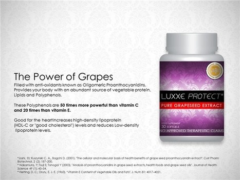 Luxxe Protect - Php950 Luxxe Products Frontrow Philippines | Discounted Luxxe Products | Scoop.it