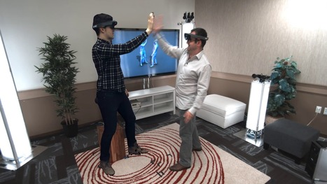 holoportation - Microsoft Research | #Innovation | Scoop.it
