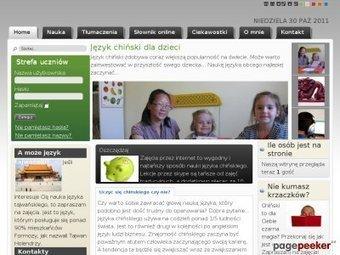 Język chiński tłumaczenia i nauka - Skuteczne pozycjonowanie stron ... | Chiński język w Polsce | Scoop.it