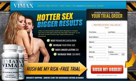 freevimaxtrials | Male Enhancement Exclusive Dual Synergy Performance | Scoop.it