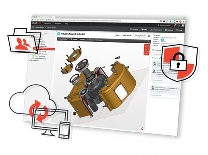 3D Printing Company Stratasys Is Buying GrabCAD For Around $100M, Beating Out Autodesk, Adobe, and others | 4D Pipeline - trends & breaking news in Visualization, Virtual Reality, Augmented Reality, 3D, Mobile, and CAD. | Scoop.it