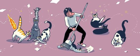My life as a Facebook admin with coked-up cats and junkie Jesus | FutureSocial | Scoop.it