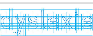 Une police d'écriture pour attenuer les effets de la dyslexie | freehand illustration and graphic design | Scoop.it
