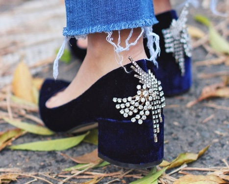 Cheap Ways to DIY Heels + Shoes | Jeans Fashion | Scoop.it
