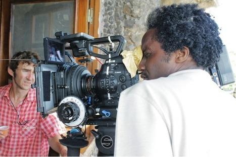HUBERT LABA NDAO, RÉALISATEUR DE DAKAR TROTTOIRS | My Africa is... | Scoop.it