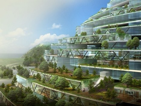 A Man-Made, Net-Zero Energy Island Off the Coast of Istanbul | Greener World | Scoop.it