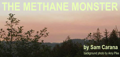 The #Methane Monster #climate | Messenger for mother Earth | Scoop.it